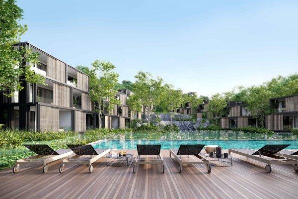 MGallery Residences MontAzure Lakeside Phuket