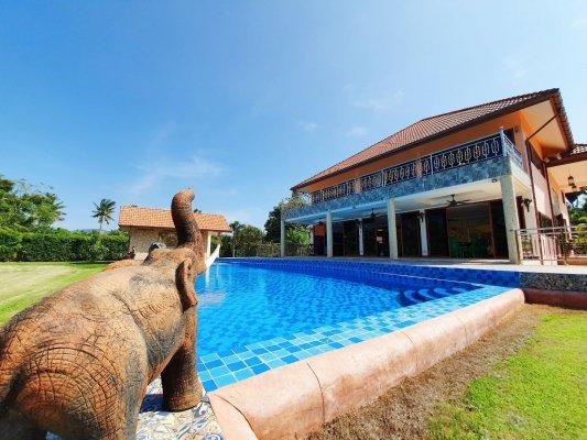 Grand Mansion Pran Buri, 4-bedroom, Pran Buri