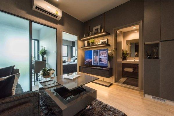 Ideo New Rama 9, 1-bedroom, Bangkok