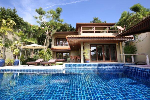 Sumui Hills Villa, 3-bedroom, Koh Samui