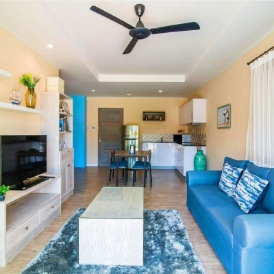 22 Room Seaside Resort, Huahin