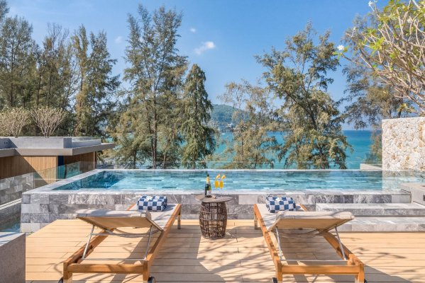 Twinpalms Residences MontAzure, Kamala Beach, Phuket