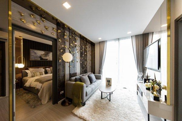 Quintara Treehaus Sukhumvit 42,1-bedroom, Simplex