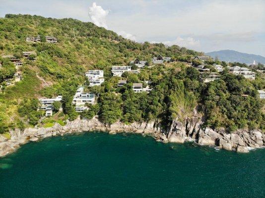 Millionaires Mile Phuket, Ocean Front Land