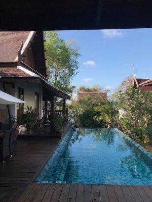 Tropical Garden Villas, 4-bedroom, Cape Mae Phim