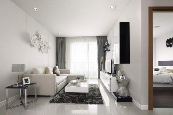 Circle Condominium, 1-bedroom, Simplex