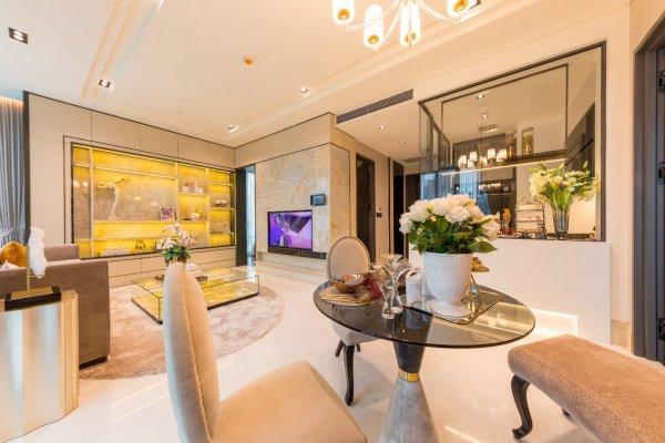 The Bangkok Thonglor, 2-bedroom, Simplex