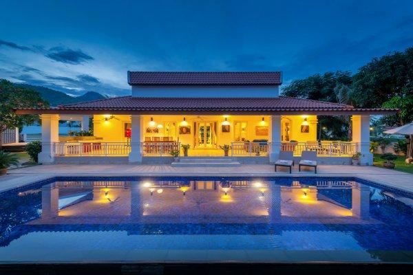 Luxurious Kemala Villa in Banyan Residences, Hua Hin, 3-bedroom, Huahin