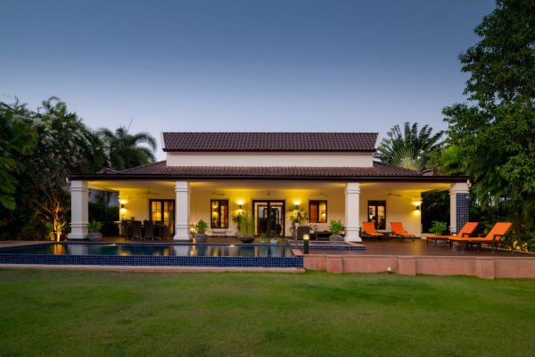Balinese Style Estate, 4-bedroom, Hua hin