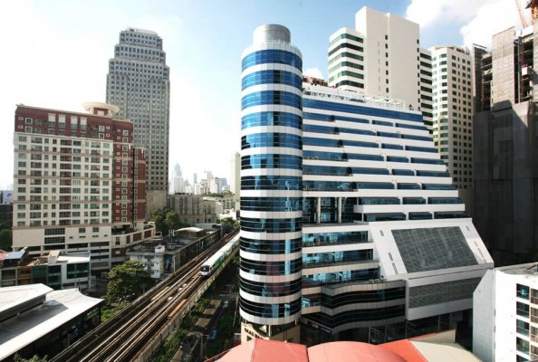 Glas Haus Building