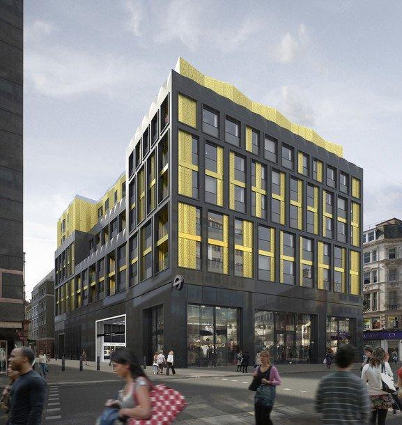 Tottenham Court Road West